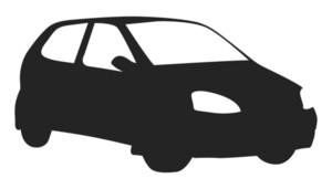 Travel Car Shape Design