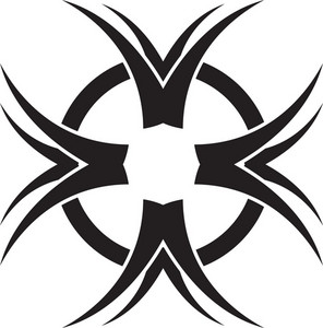Tribal Vector Element