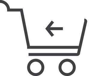 Trolley 4 Minimal Icon