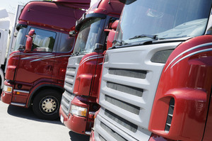 trucks, brand new on line