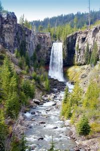 Tumalo Falls Oregon