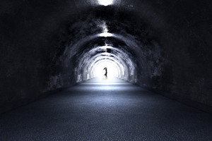 Tunnel Ghost