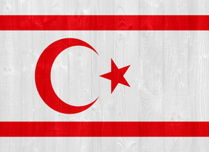 Turkish Republic Of Northern Cyprus Flag