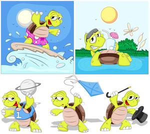 Turtle Vectors