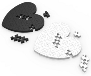 Two 3d Puzzle Shows Past Relations