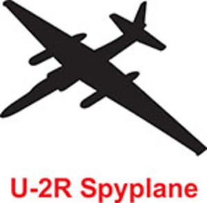U-2r Spyplane