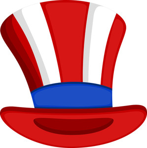 Uncle Sam Hat Design