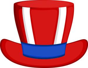 Uncle Sam Hat Vector Design