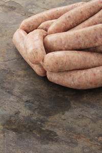 Uncooked Pork Sausages