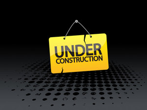 Under Construction Web Banner