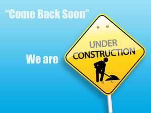 Under Construction Website