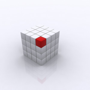 Unity Business Strategy Cubes