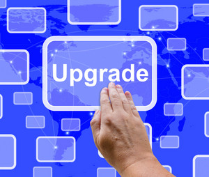Upgrade Button Showing Software Updates To Fix Applications