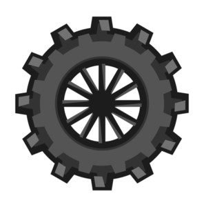 Urban Gear Vector