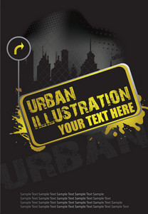 Urban Illustration