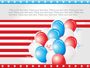 Us Independence Day Card