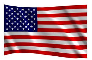 Bandeira americana dos EUA