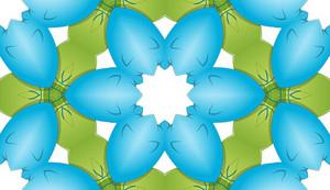 Useful Web Floral Banner