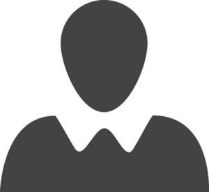 User 2 Glyph Icon