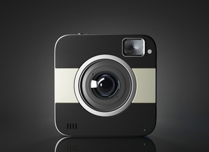 User Interface Camera