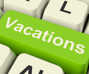 Vacations Computer Key For Booking And Finding Holidays Online