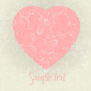 Valentine Background-