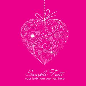 Valentine Card-