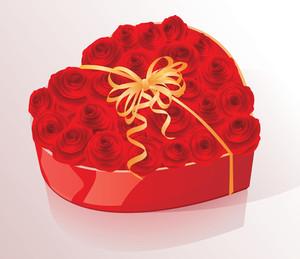 Valentine's Heart. Vector.