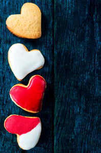 Sweet Heart Cookies