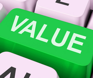 Value Key Shows Importance Or Significance