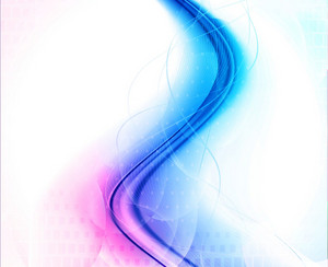 Vector Abstract Waves Background