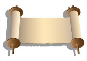 Vector Ancient Scrolls