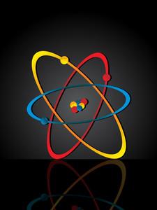 Vector Atom Background