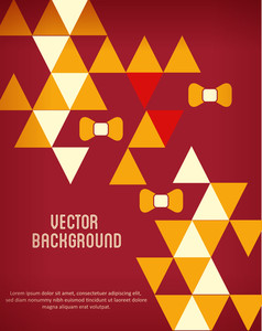 Vector Background Illustration (editable Text)