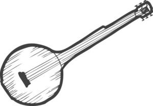 Vector Banjo