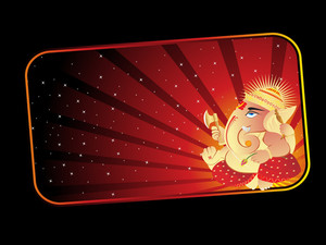 Vector Banner For Diwali