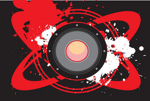 Vector Bass Speaker