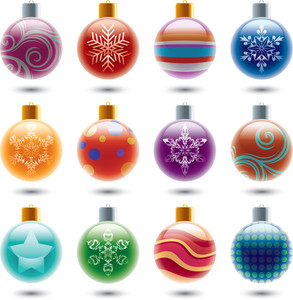 Vector Baubles