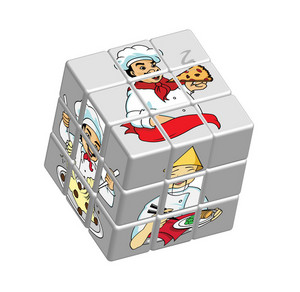 Vector Chefs On Dice