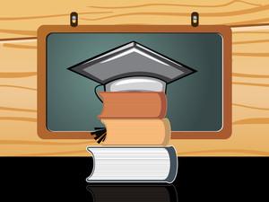 Vector Classroom Concept