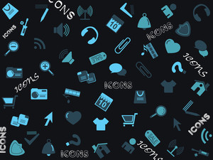 Vector Collection Of Icons
