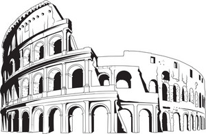 Vector Colosseum