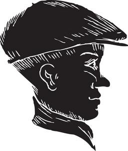 Vector Communist Worker