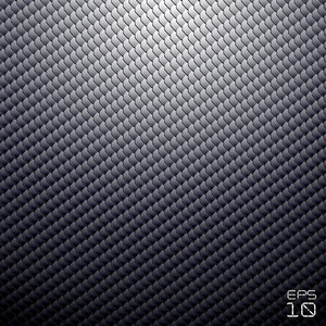 Vector Dark Metallic Scales Texture Background