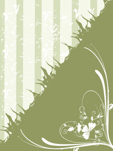 Vector Decorative Floral Series_11