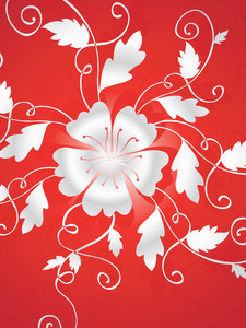 Vector Decorative Floral Series_18