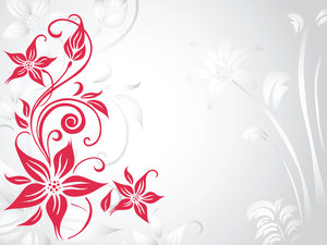 Vector Decorative Floral Series_22