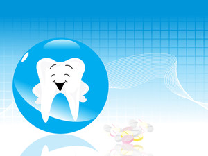 Vector Dental Background