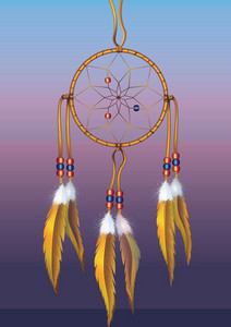 Vector Dreamcatcher