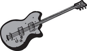Vector Electric Guitar